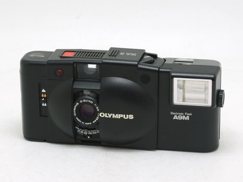 OLYMPUS(オリンパス) XA2 A9M付 (NW-2779)