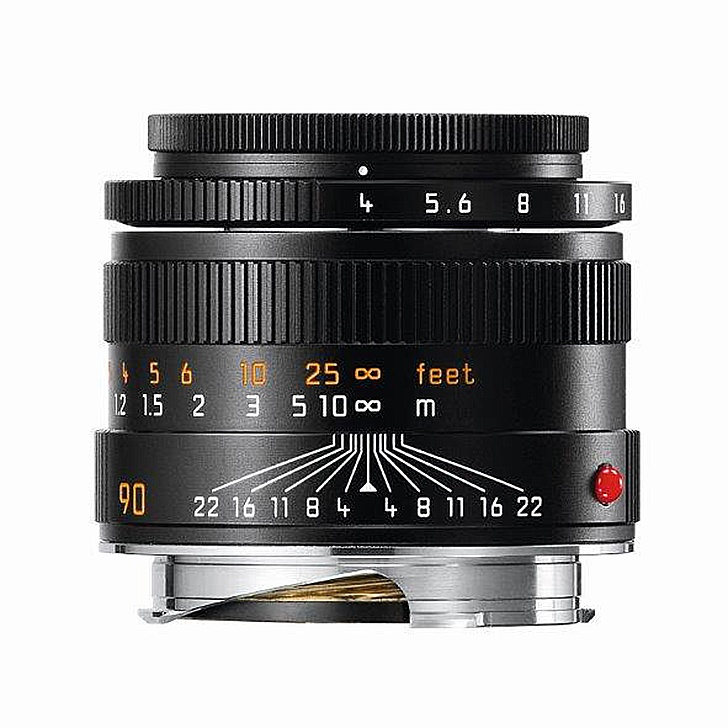 マクロ・エルマーM f4/90mm (6bit) LEICA(ライカ) (11670) 【送料は当社負担】