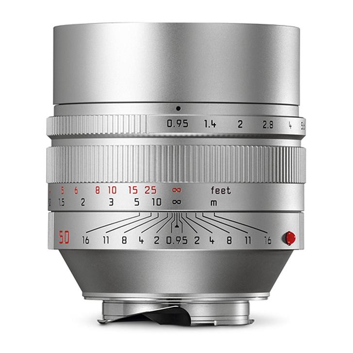 ノクティルックスM f0.95/50mm ASPH. シルバー LEICA(ライカ) (11667) 【送料は当社負担】