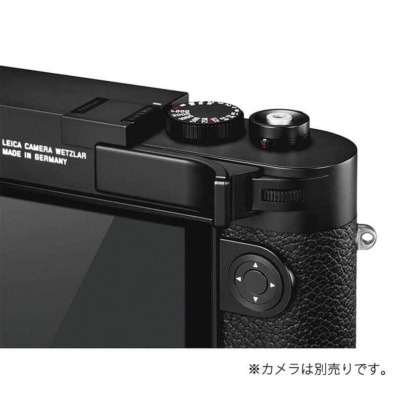 サムレスト ブラック [M10用] LEICA(ライカ) (24014)
