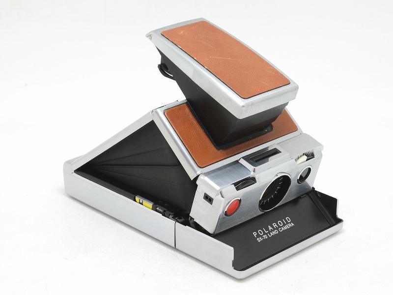 Polaroid(ポラロイド) SX-70 FIRST MODEL (NW-2550)