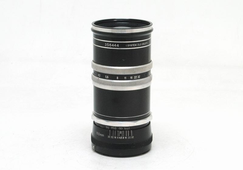 【委託】ALPA(アルパ) ALEFAR 180mm F4.5 (NI-3072)