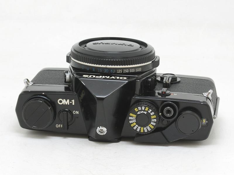 OLYMPUS(オリンパス) OM-1 ブラック (NW-2419)