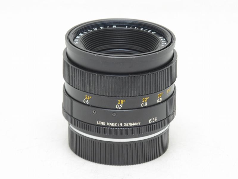 Leica(ライカ) SUMMILUX-R 50mm F1.4 (R-CAM) 338万台 (NL-3743)