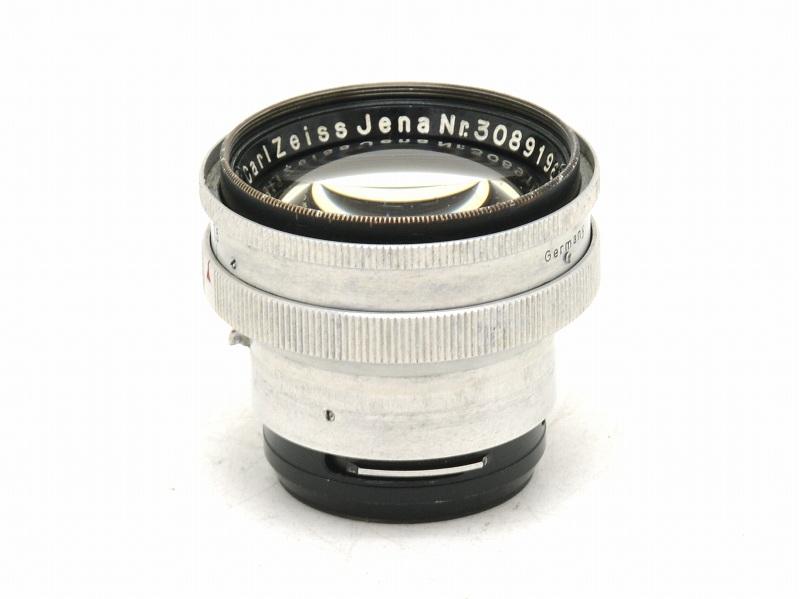 【委託】Carl Zeiss Jena(カールツァイスイエナ) Sonnar 50mm F1.5 (旧コンタックスマウント) (NI-3217)