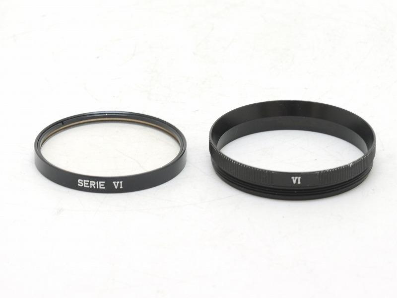 Leica(ライカ) S6 UVa (リング付) (NW-2406)