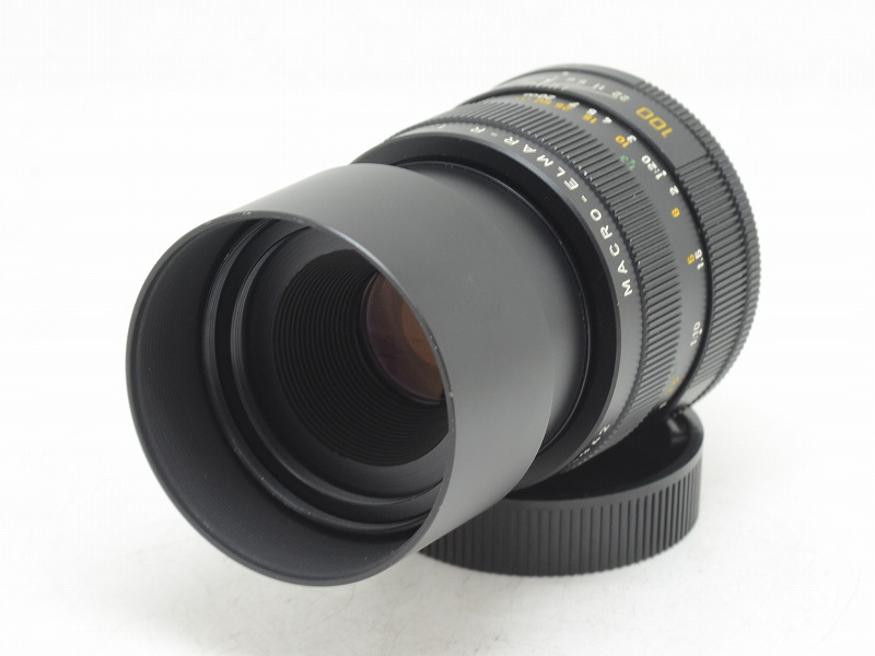 Leica(ライカ) MACRO-ELMAR-R 100mm F4 (3-CAM) 297万台 (NN-621)
