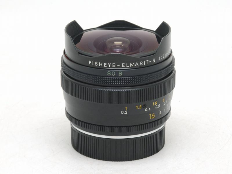 Leica(ライカ) FISHEYE-ELMARIT-R 16mm F2.8 (3-CAM) 299万台 (NS-229)