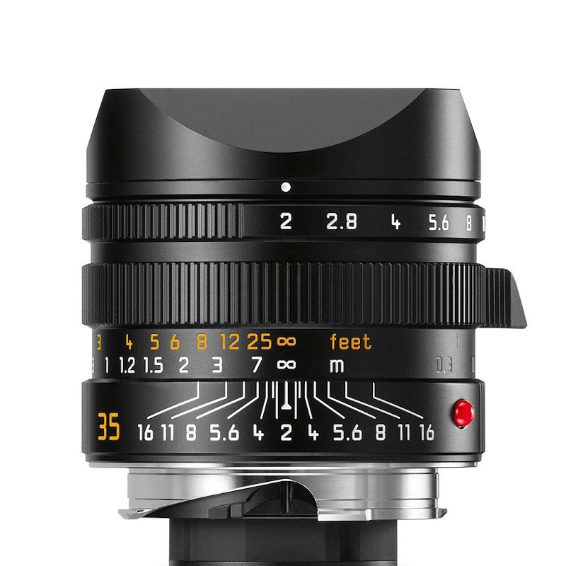 アポ・ズミクロンM f2/35mm ASPH.  LEICA(ライカ) (11699)<br>【予約受付中/2021年4月24日発売予定】【送料は当社負担】