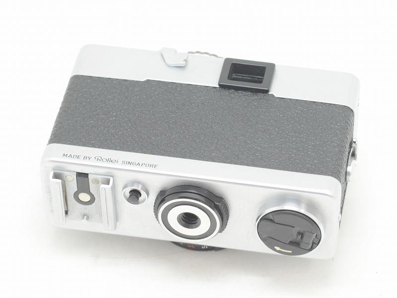 Rollei(ローライ) Rollei B35 シルバー (NN-635)