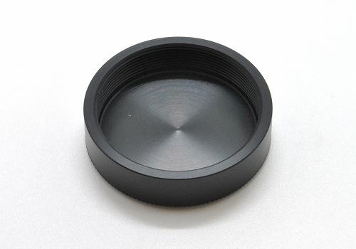 ライカL用レンズリアキャップ ブラック (ko-020)