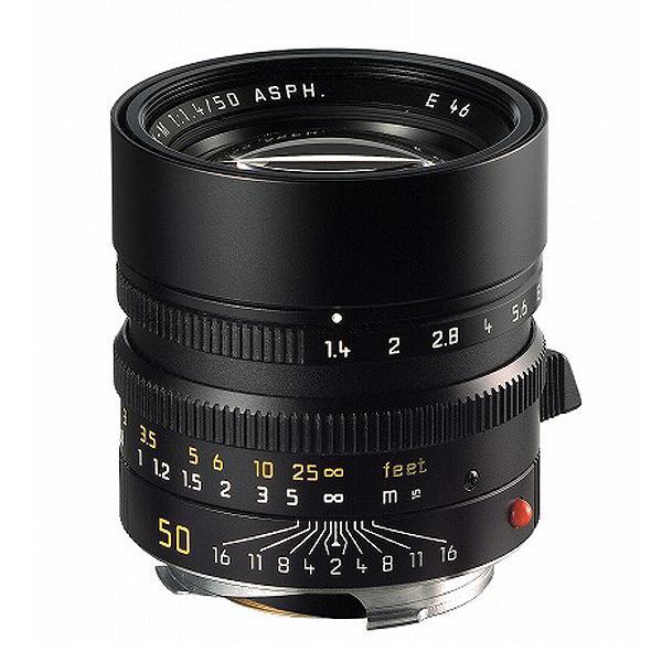 ズミルックスM f1.4/50mm ASPH LEICA(ライカ) (11891) 【送料は当社負担】