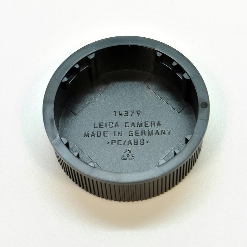 レンズ・リアキャップM LEICA(ライカ) (14379)