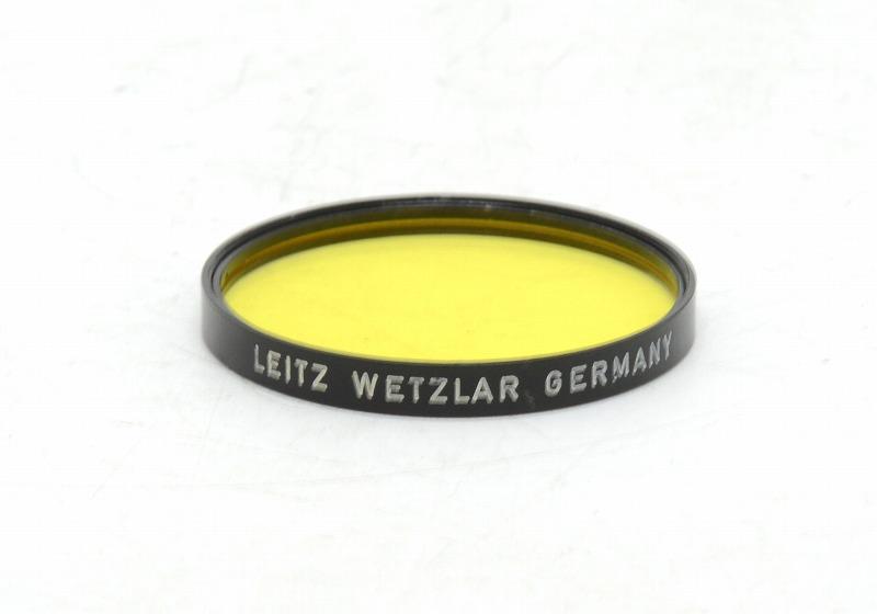Leica(ライカ) S6 イエロー (リング付) (NN-475)