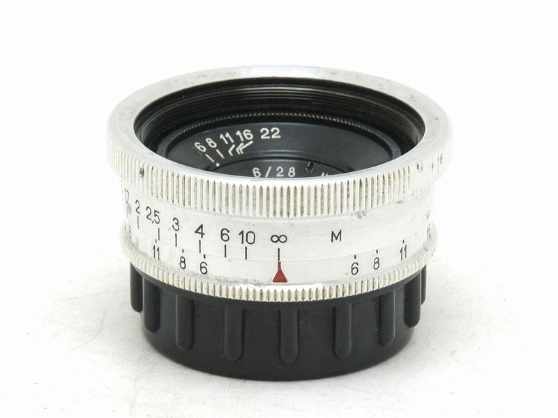 【委託】ロシア製 ORION-15 28mm F6 (Lマウント) (NI-3270)