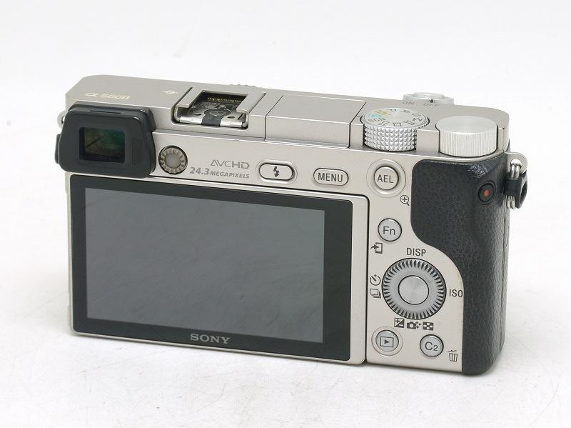 SONY(ソニー) α6000 シルバー (ILCE-6000) (NS-188)