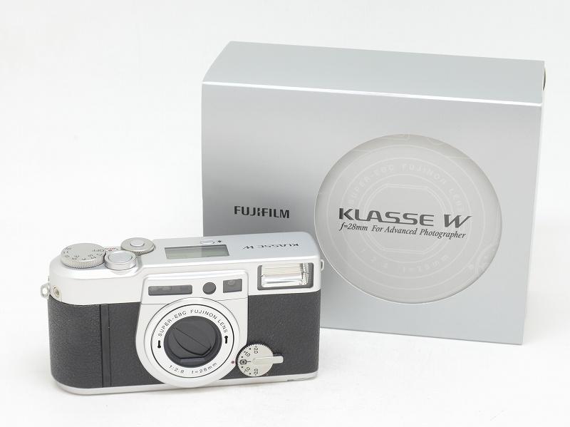【委託】FUJIFILM(フジフィルム) KLASSE W (NI-3184)