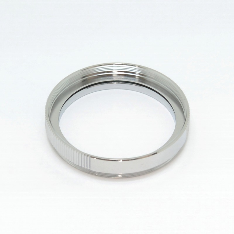 【34.5mm/銀枠】 UN(ユーエヌ)製 eins SUPER PROTECT FILTER (UNX-9623)