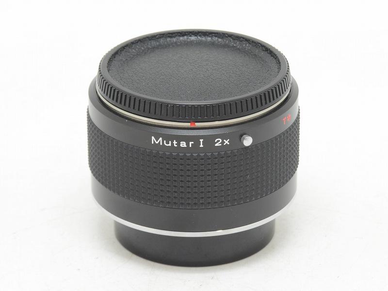 CONTAX(コンタックス) Mutar I 2x (NJ-5130)