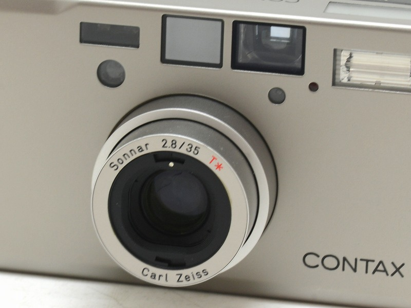 CONTAX(コンタックス) T3 (NJ-5054)