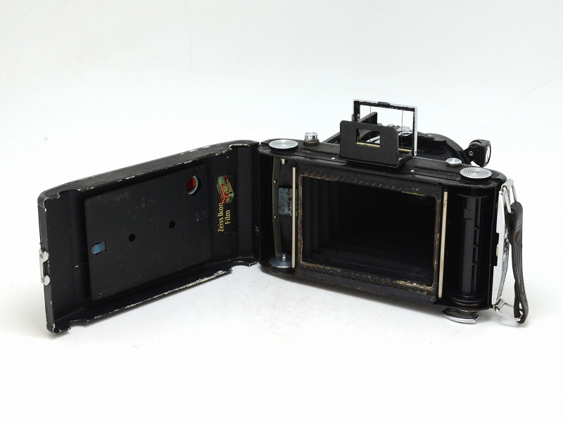 Zeiss Ikon(ツァイスイコン) Nettar I型 ネッター110/4.5付 (NW-2558)