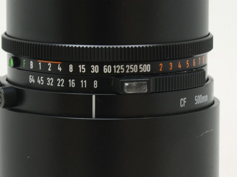 【委託】HASSELBLAD(ハッセルブラッド) Tele-Apotessar CF 500mm F8 (NI-3122)