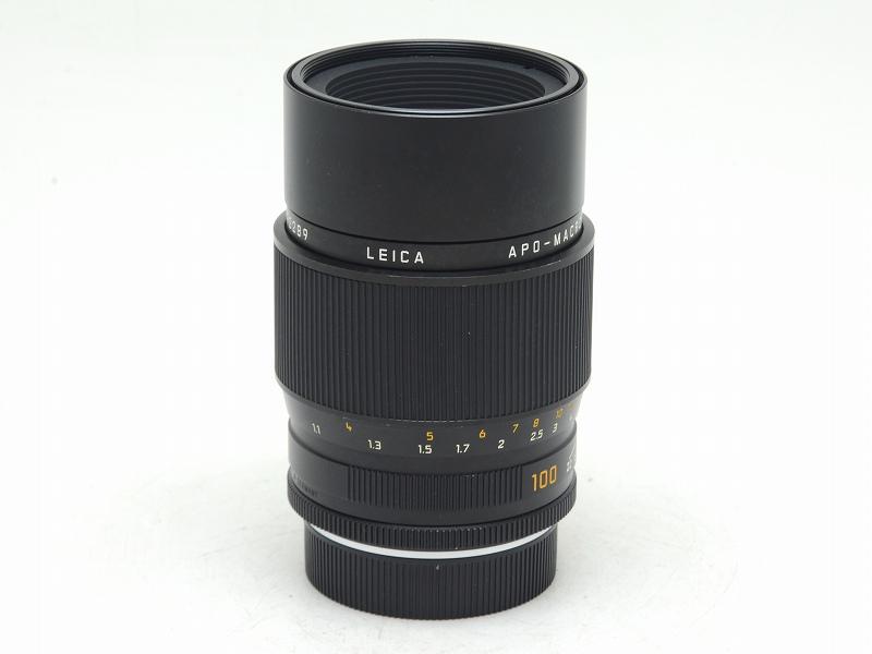 【委託】Leica(ライカ) APO-MACRO-ELMARIT-R 100mm F2.8 (ROM) 379万台 (NI-3328)