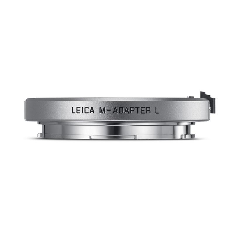L用Mレンズアダプター [シルバー] LEICA(ライカ) (18765)