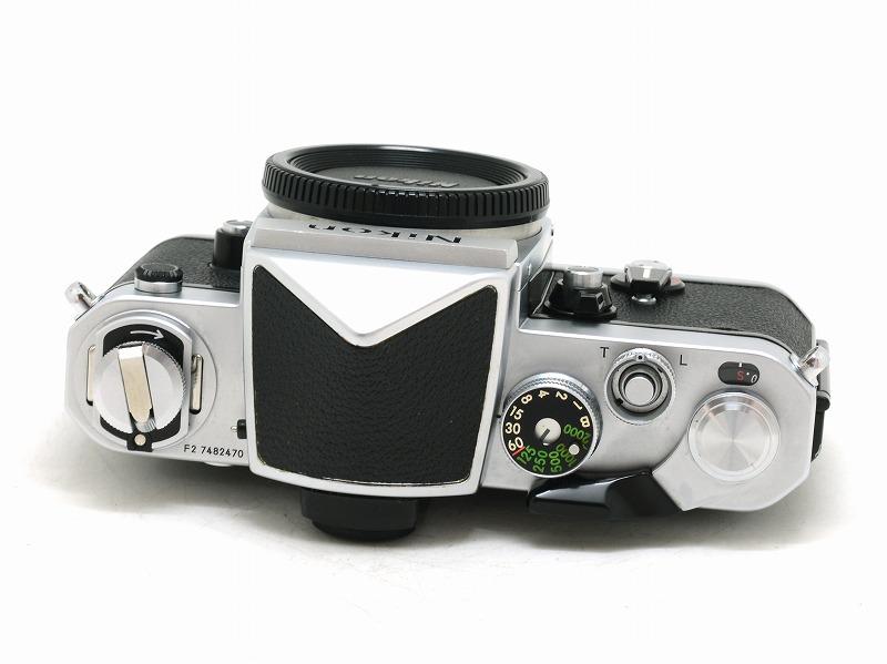 【委託】Nikon(ニコン) F2 アイレベル シルバー (NI-3151)
