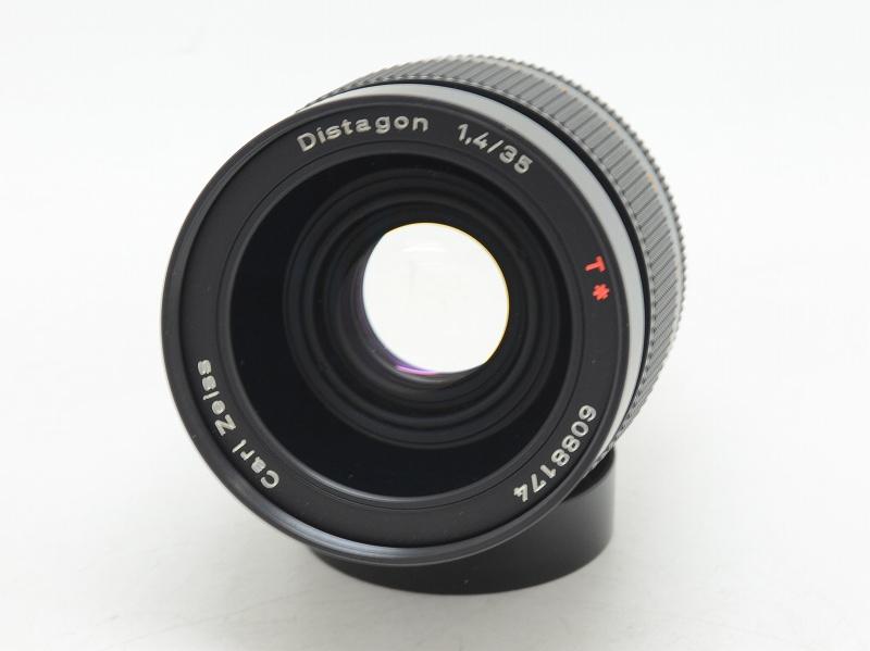 CONTAX(コンタックス) Distagon 35mm F1.4 AEG (NJ-5128)