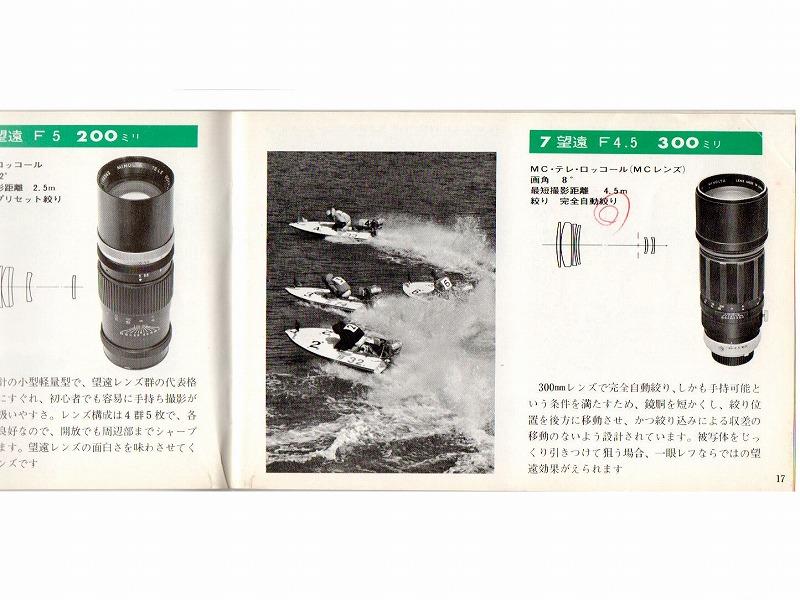 Minolta(ミノルタ) SR用交換レンズとアクセサリー (TO-0515)<br>【DM便発送商品/送料当社負担】