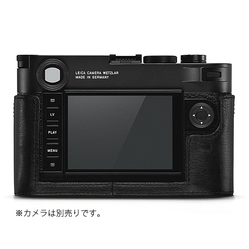 レザープロテクター ブラック [M10用] LEICA(ライカ) (24020)