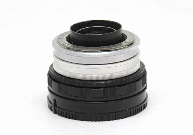 【委託】DALLMEYER(ダルメイヤー) ANASTIGMAT 35mm F4.5 (ソニーEマウント改造) (NI-3079)