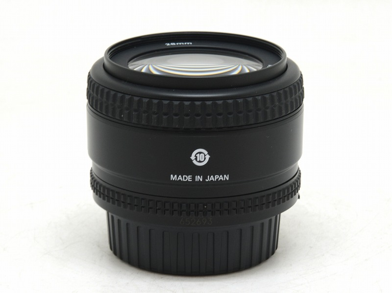 Nikon(ニコン) AF 28mm F2.8D (NW-2461)