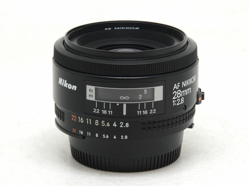 Nikon(ニコン) AF 28mm F2.8 (NW-2463)