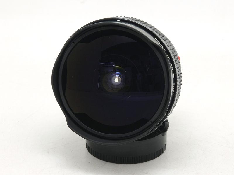 Canon(キヤノン) NewFD 15mm F2.8 FISH-EYE (NJ-5076)