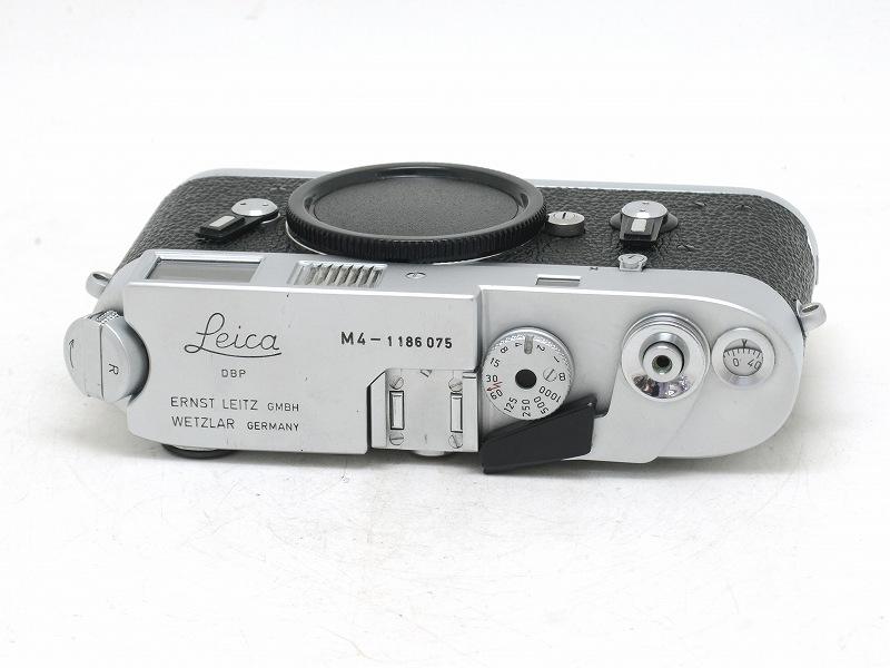 Leica(ライカ) M4 シルバー 118万台 (NL-3888)