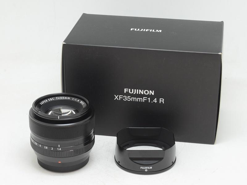 FUJIFILM(フジフィルム) XF 35mm F1.4 R (NW-2485)