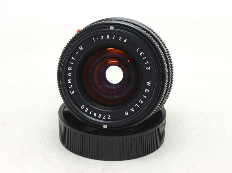 Leica(ライカ) ELMARIT-R 28mm F2.8 (3-CAM) 278万台 (NN-624)