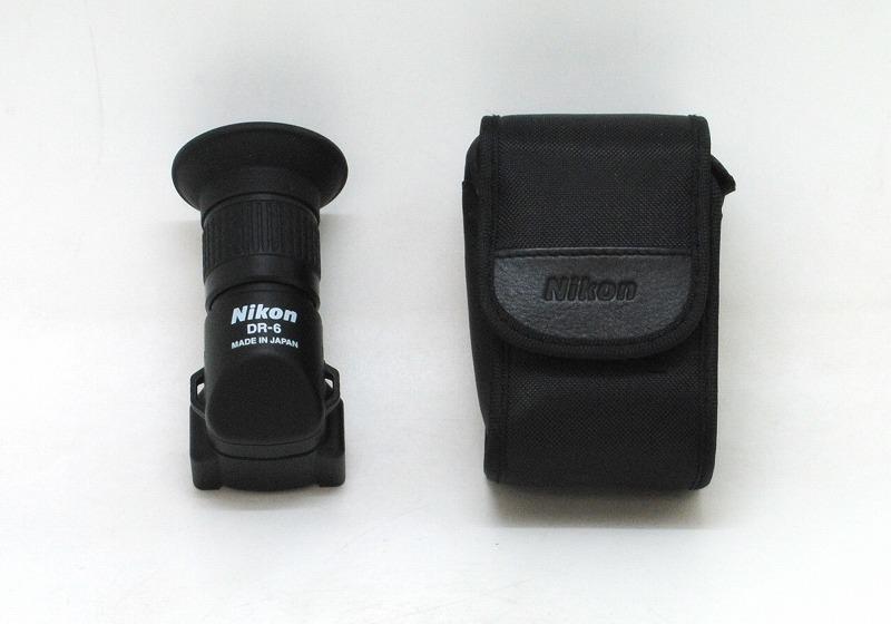 Nikon(ニコン) 角窓用変倍アングルファインダー DR-6 (NAC-2633)