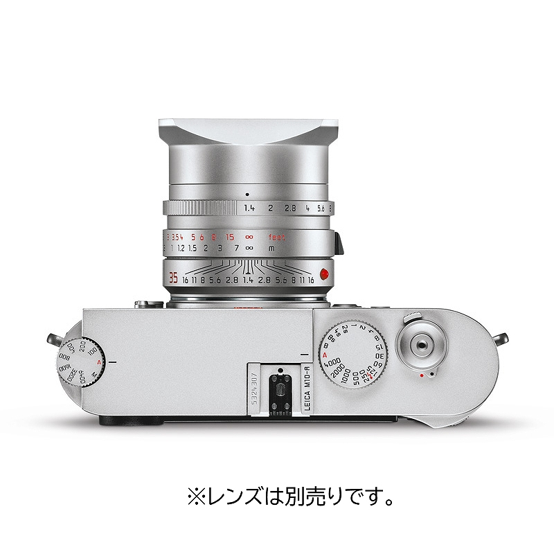 M10-R シルバークローム LEICA(ライカ) (20003)<br>【送料は当社負担】【ご予約受付中/お渡し日未定】