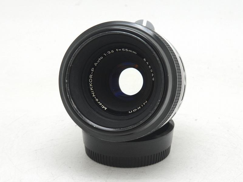 Nikon(ニコン) Micro-NIKKOR-P Auto 55mm F3.5 (NW-2963)