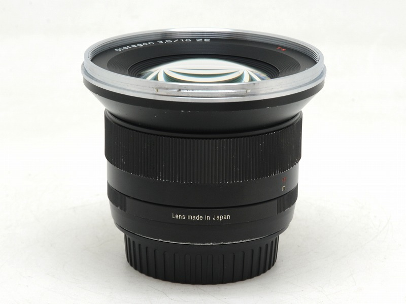Carl Zeiss(カールツァイス) Distagon 18mm F3.5 ZE (NW-2472)