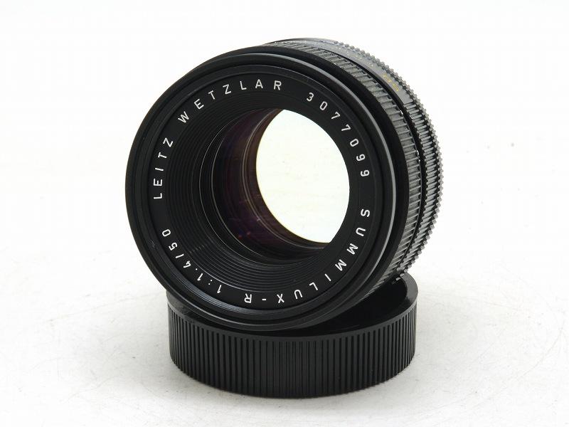Leica(ライカ) SUMMILUX-R 50mm F1.4 (3-CAM) 307万台 (NN-736)