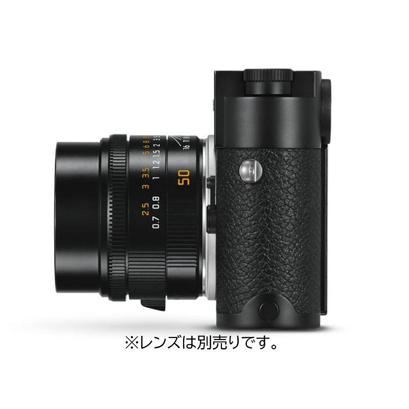 M10-R ブラッククローム LEICA(ライカ) (20002)<br>【送料は当社負担】
