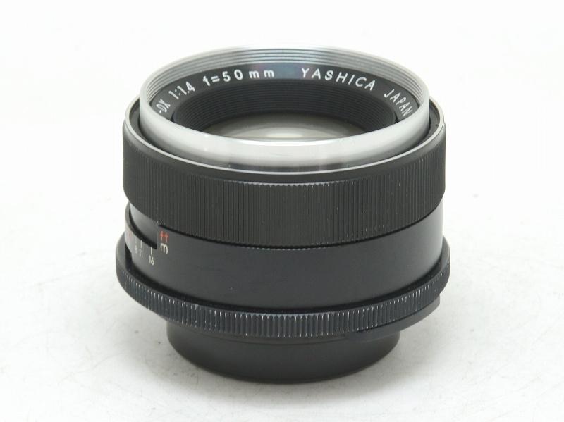 YASHICA(ヤシカ) AUTO YASHINON-DX 50mm F1.4 (M42) (NJ-5356)