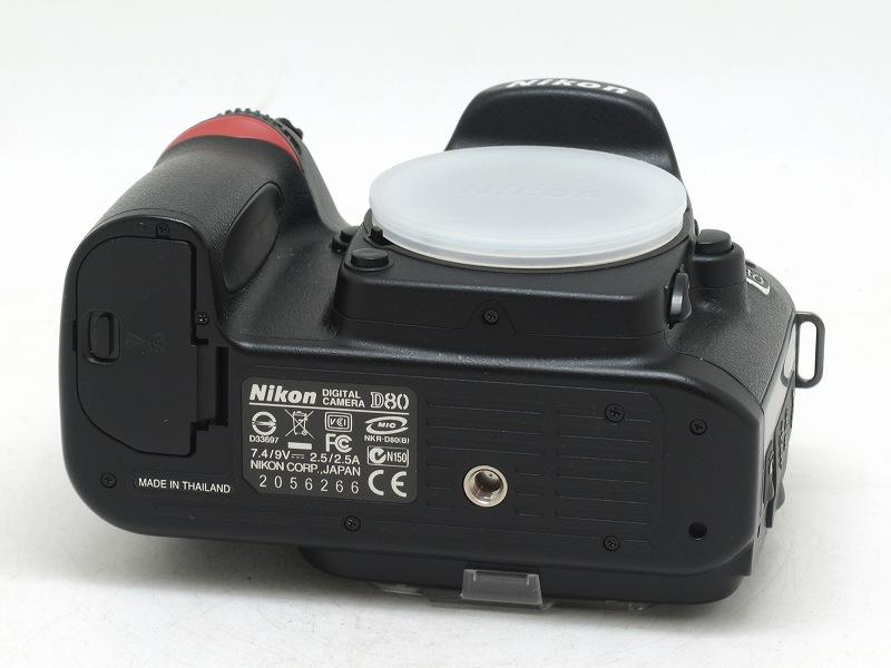 Nikon(ニコン) D80 (0NAC-2365)
