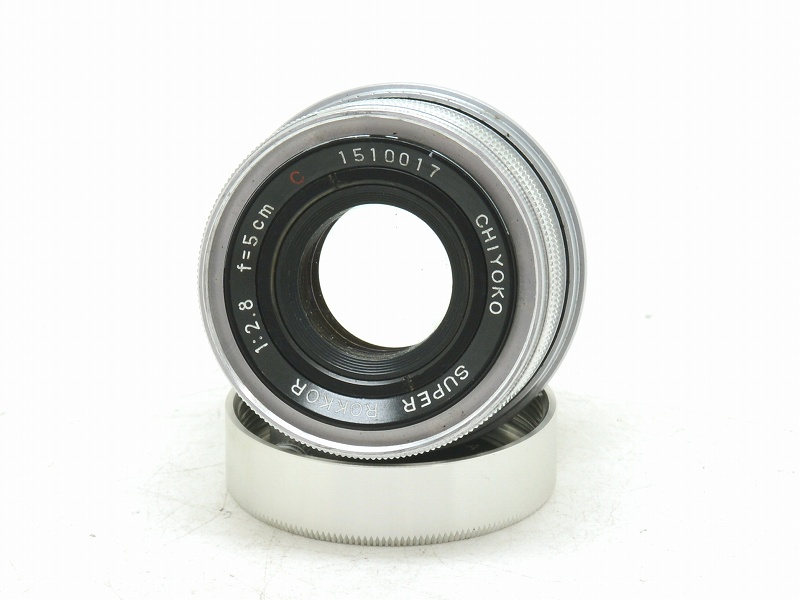 MINOLTA(ミノルタ) SUPER ROKKOR 50mm F2.8 (NJ-5323)