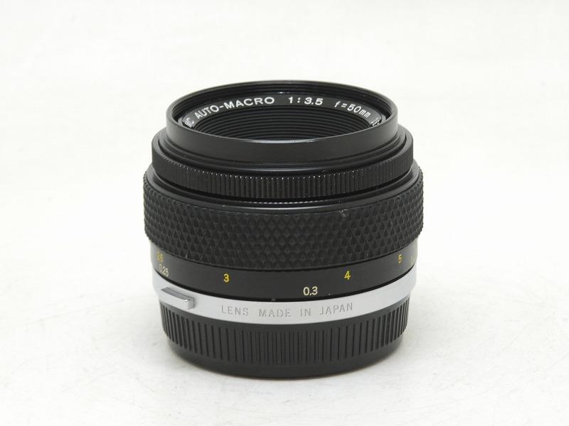OLYMPUS(オリンパス) OM 50mm F3.5 MC マクロ (NW-2421)