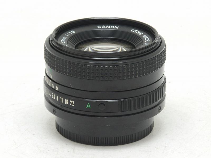 Canon(キヤノン) NewFD 50mm F1.8 (NW-2979)